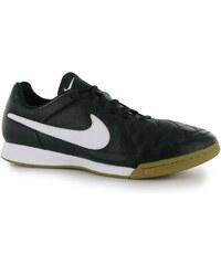 Nike Tiempo Genio Mens Indoor Football Trainers, black/white