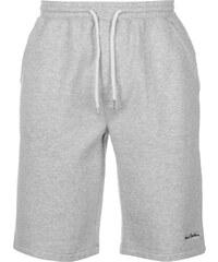 Pierre Cardin Fleece Shorts Mens, grey marl