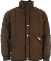 Puffa Burton Jacket Mens, chestnut