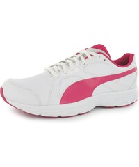 Puma Axis 4 Ladies Running Shoes, white/rosered