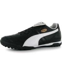 Puma Esito Classic Mens Astro Turf Trainers, black/white