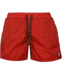 Replay 5 Basic Swim Shorts Mens, red