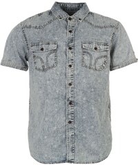 Smith Disclosure Shirt Mens, lght blue denim