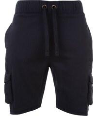 Soul Cal SoulCal Fleece Cargo Shorts Mens, navy