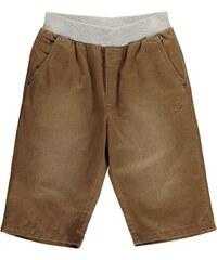 Soul Cal SoulCal Ribbed Waist Chino Shorts Junior Boys, coffee