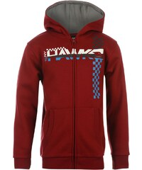 Tony Hawk Core Zipped Hoody Junior Boys, burgundy
