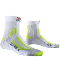 X Socks SOCKS Sky Run v2 Sn54, white/green