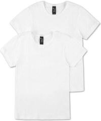 C&A 2er Pack T-Shirts in weiß