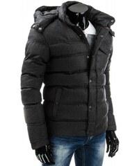Pánská zimní bunda Moaski černá - černá