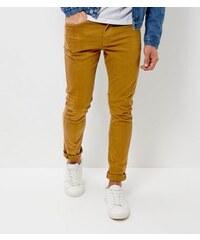 New Look Camelfarbene Skinny-Hose