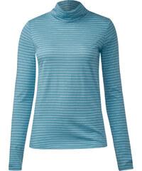 Cecil - T-shirt rayé - glazed neptune bleu