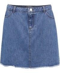 Modrá džínová sukně Dorothy Perkins