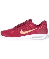 Růžovínové dámské tenisky Nike Lunarglide 8