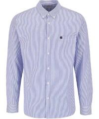 Modro-bílá pruhovaná košile Selected Collect