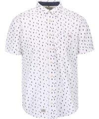 Bílá košile se vzorem Blend