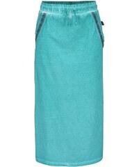 Tyrkysová holčičí delší sukně Cars Jeans Miggy