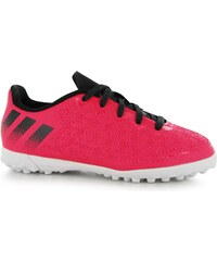 Adidas Ace 16.3 CG Childrens Astro Turf Trainers, shock red