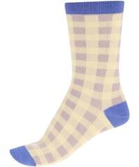 Žluté dámské bambusové ponožky Braintree Peggy