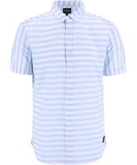 Modro-bílá pruhovaná košile !Solid Bevin