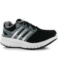 Adidas GalaxyElite Childrens Running Trainers, blk/silver/grey