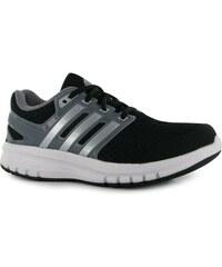 Adidas GalaxyElite Juniors Trainers, blk/silver/grey