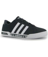 Adidas Neo Daily Mono Junior Trainers, navy/white