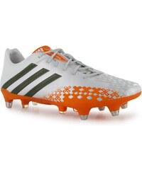 Adidas Predator Xtrx SG Mens Football Boots, white/orange