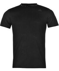 Adidas Supernova Short Sleeved T Shirt Mens, black