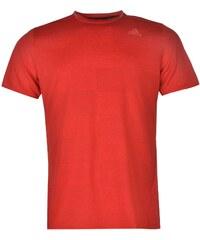 Adidas Supernova Short Sleeved T Shirt Mens, ray red