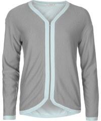 Adidas Tech Cardigan Womens, grey /blue