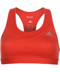 Adidas Tech Fit Bra ladies, ray red