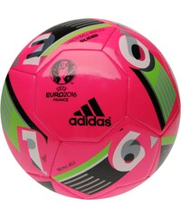 Adidas UEFA EURO 2016 Glider Replica Football, shock pink