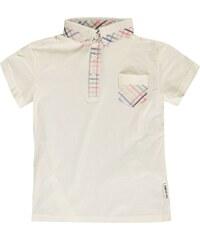 Ben Sherman 93J Short Sleeve Polo Infant Boys, white
