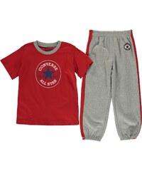 Converse 01J 2 Piece Set Infant Boys, grey