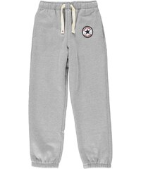 Converse Knitted Jogging Bottoms Junior Boys, grey heather