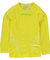 Diadora B Lyr Top JnrCL99, yellow/white
