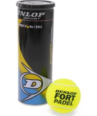 Dunlop Fort Padel Ball, yellow