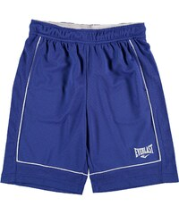 Everlast Basketball Shorts Junior Boys, blue/white
