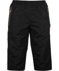 Everlast Three Quarter Bottoms Mens, black aop