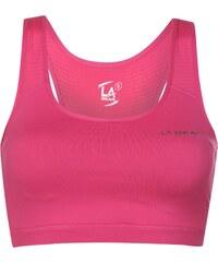 LA Gear Crop Top Bra Ladies, pink