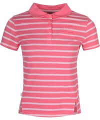 LA Gear Yarn Dye Polo Womens, pink