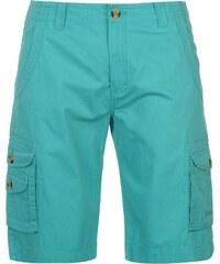 Lee Cooper Bright Cargo Shorts Mens, mint