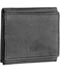 Dudu Portefeuille Petit portefeuille pour homme en cuir Vintage avec porte-monnaie
