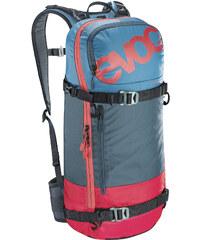 Evoc Fr Day Team 16 L Skirucksack red/slate/copen blue