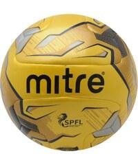 Mitre Delta SPFL Replica Football, fluo yellow