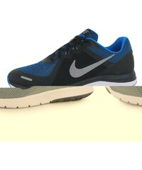 Nike Dual Fusion X Mens Trainers, black/silv/blue