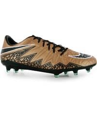 Nike Hypervenom Phatal II Mens FG Football Boots, mtlc red/black
