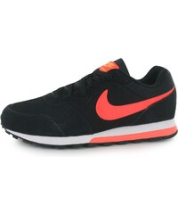 Nike MD Runner 2 Mens Trainers, black/red