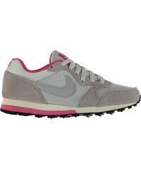 Nike MD Runner Trainer Ladies, plat/grey/pink
