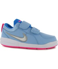 Nike Pico 4 Trainers Child Girls, blue/silver